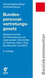 Baden Altvater Basiskommentar 6522-bundespersonalvertretungsgesetz